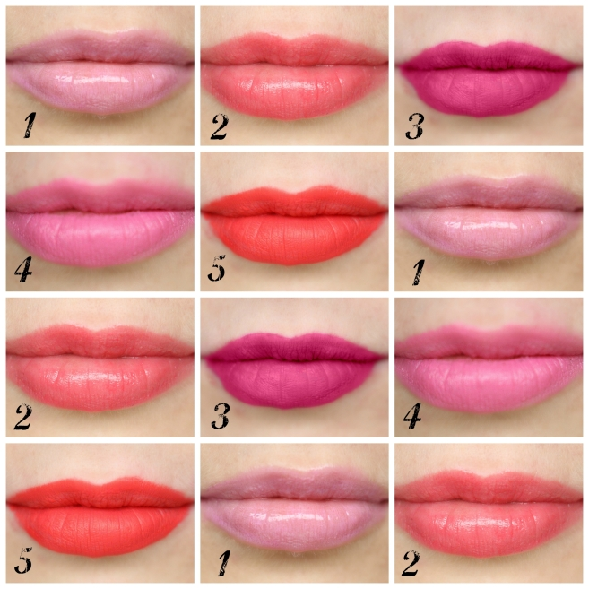 lip swatches header