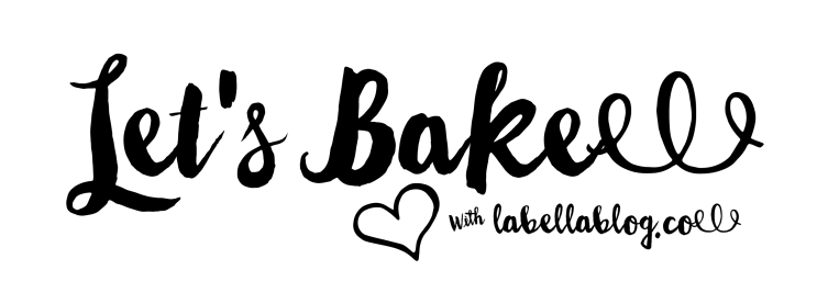 let's bake logo
