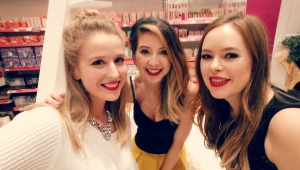 #YESVEMBER Day 13: Meet Up with Zoella & Tanya Burr!