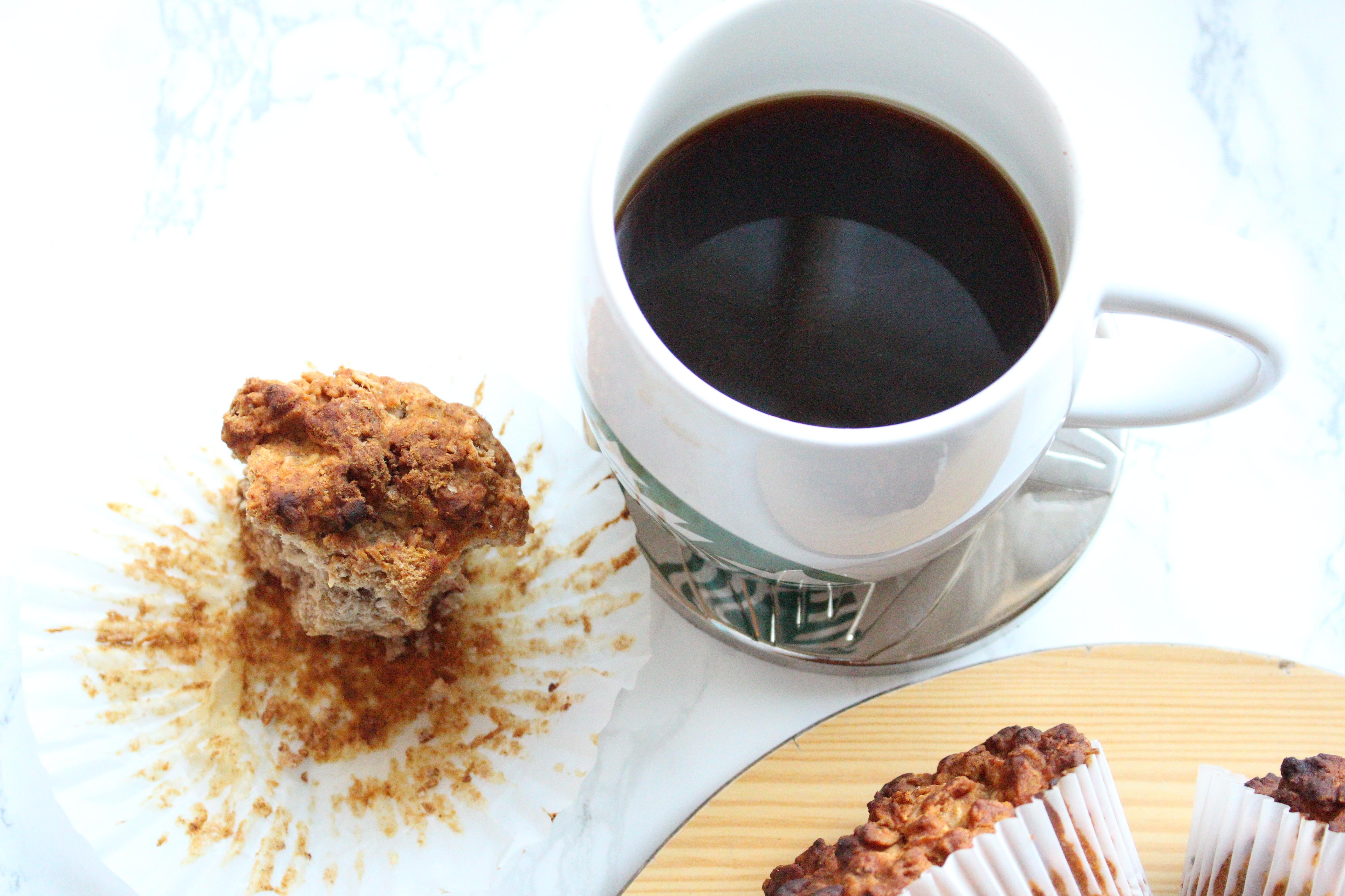 Coconut Breakfast Muffins