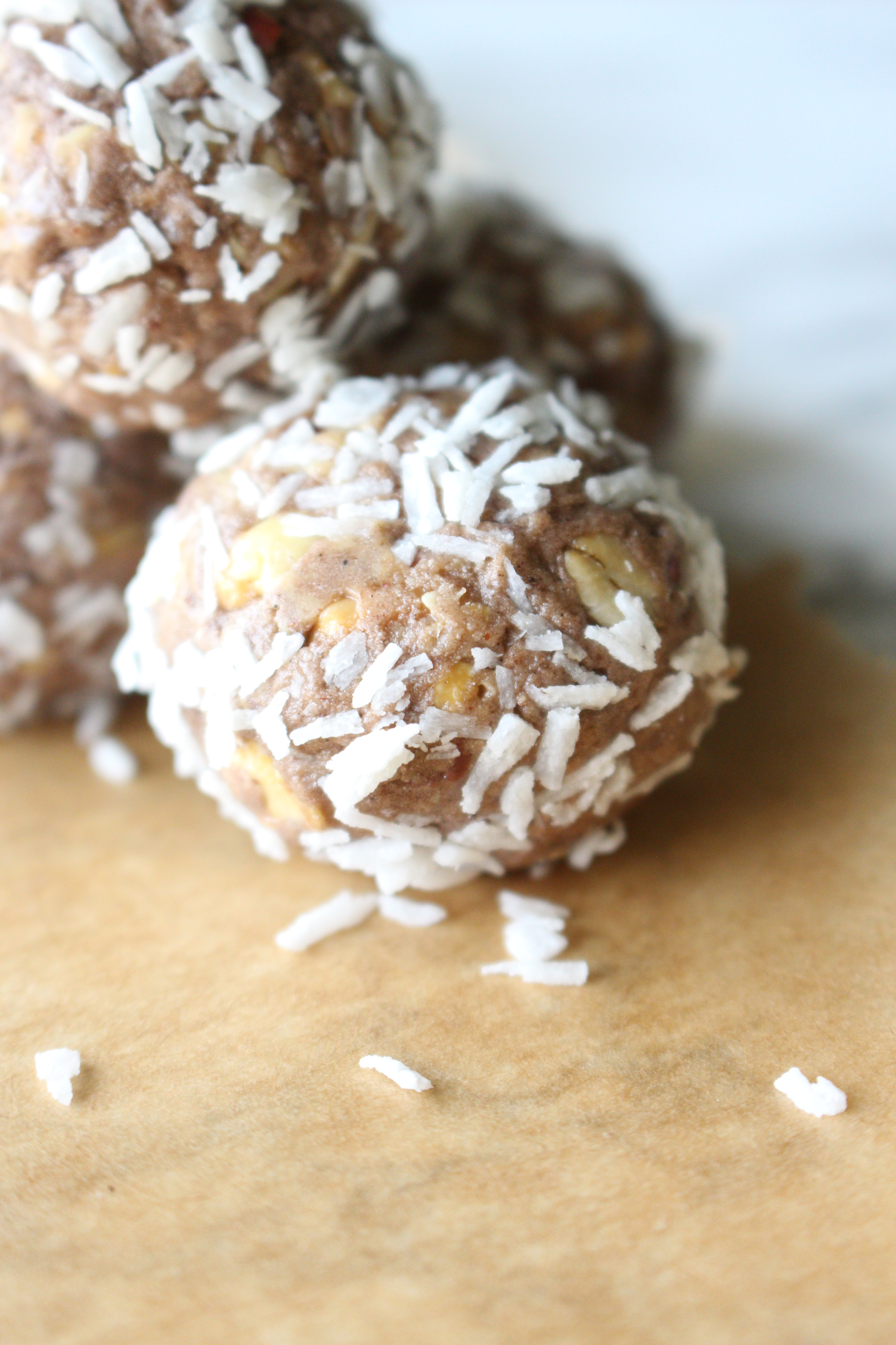 Peanut Protein Powerball Recipe