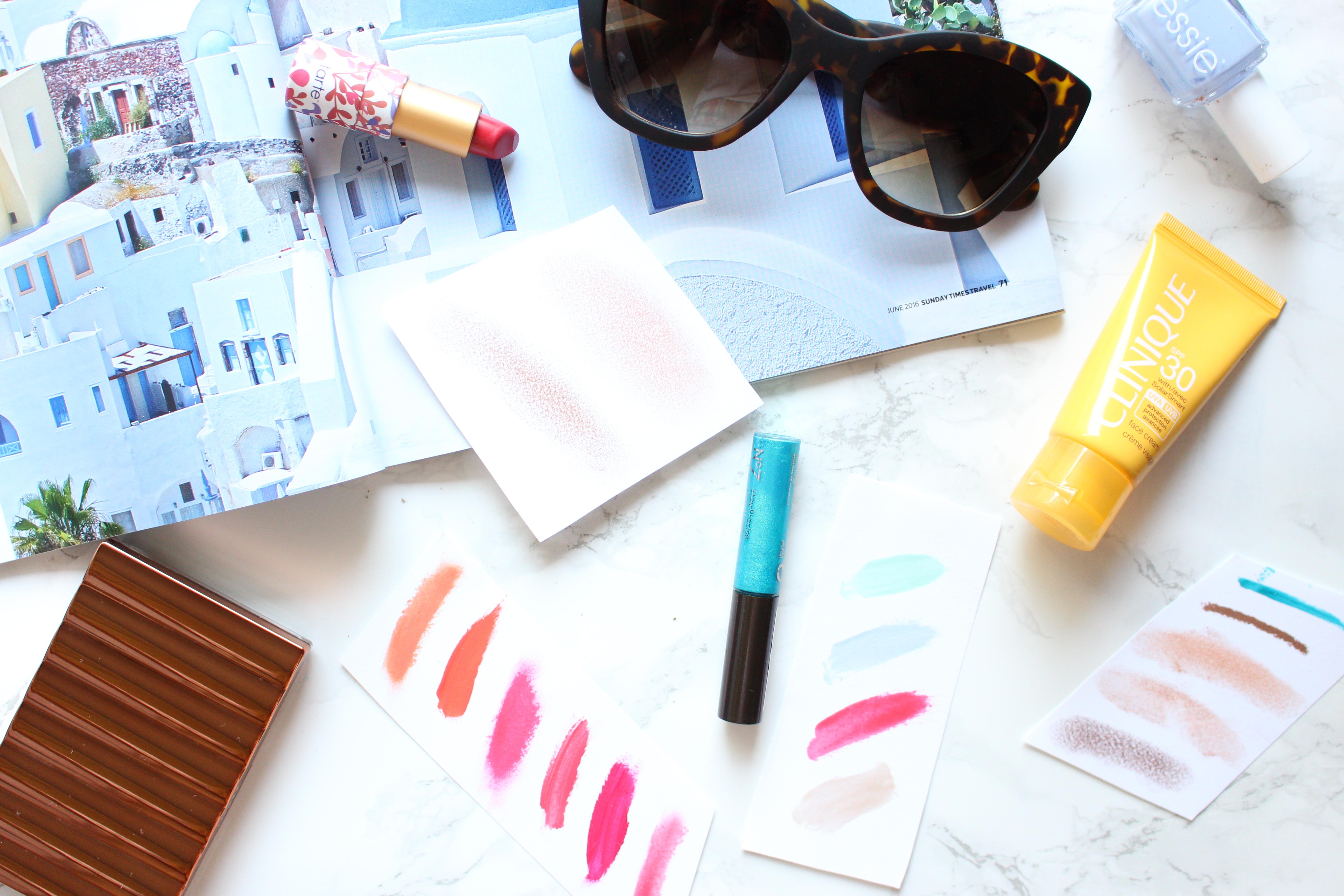 Summer Colour Palette