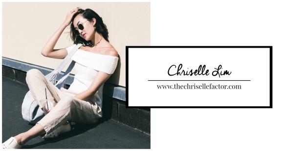 Chriselle Lim title