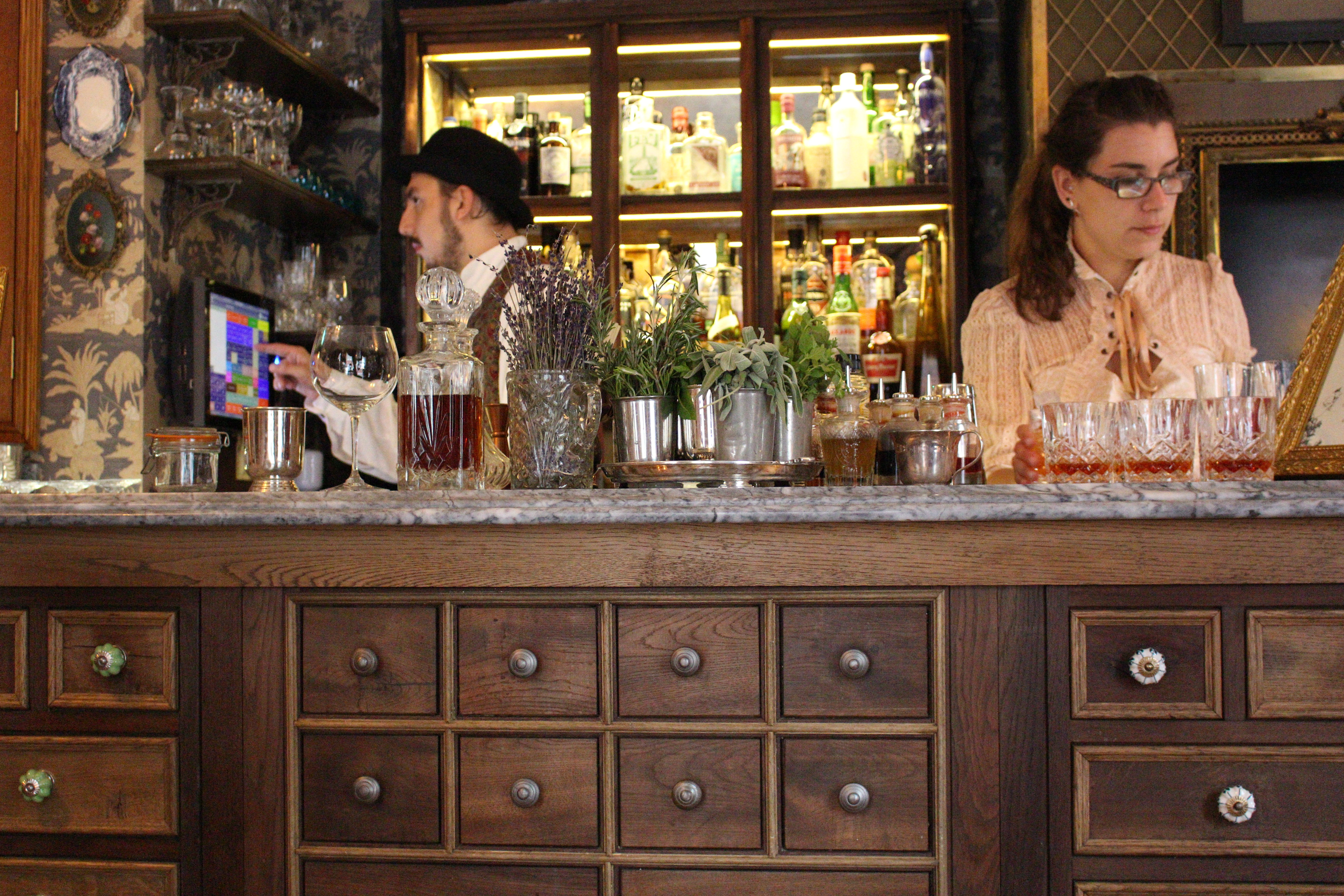 Gintonica   5 Reasons to Visit Mr. Fogg's Gin Parlour.