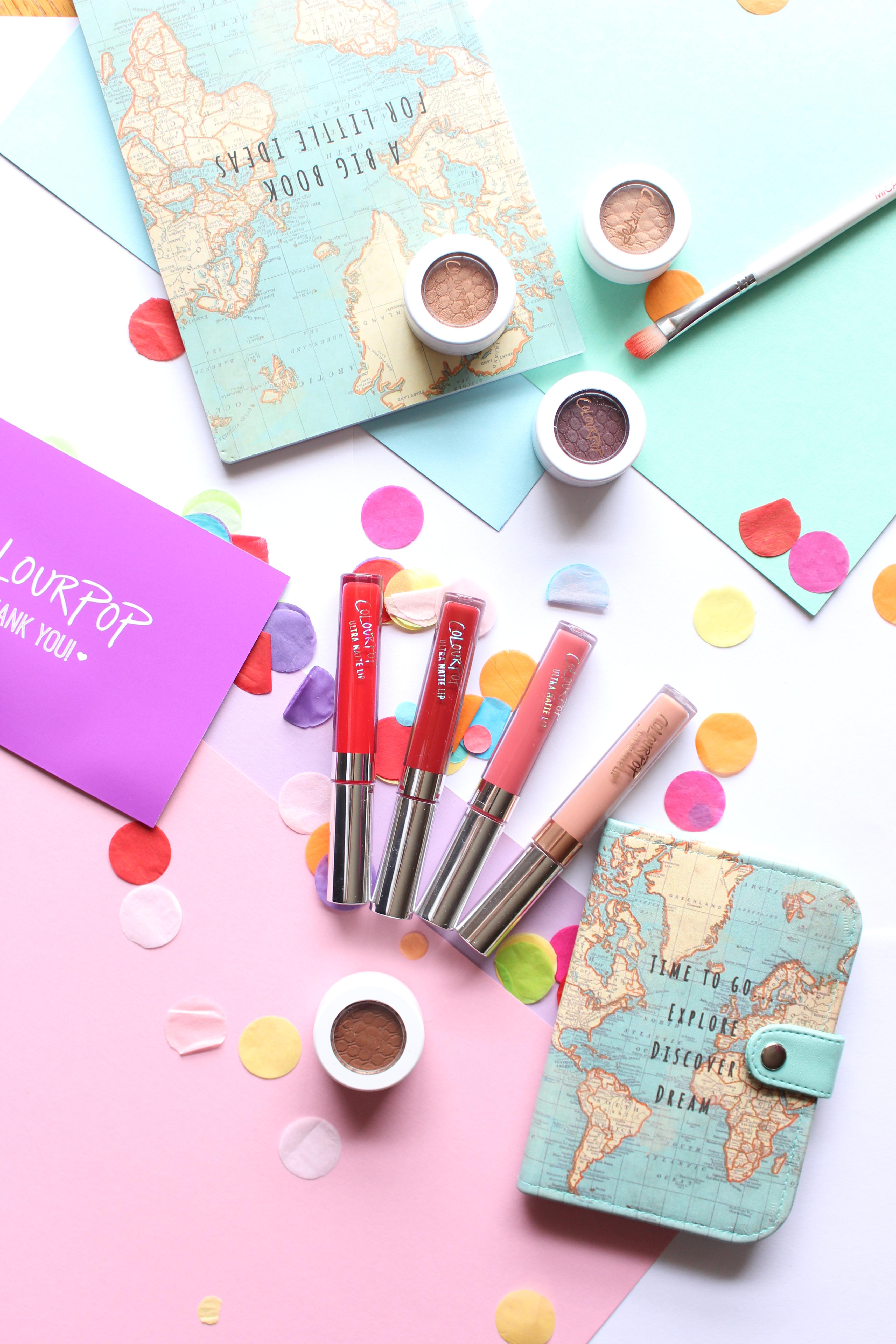Colourpop Goes International | Haul + Full Review